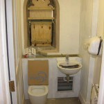 The other downstairs toilet